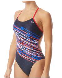 TYR Women's Victorious Cutoutfit Swimsuit