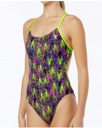 TYR Women's Waikiki Cutoutfit Swimsuit