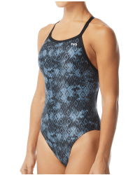TYR Women's Glacial Diamondfit Swimsuit
