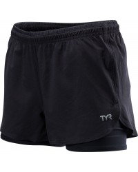 Women Sportswear - All Elements 2-in-1 Running Short