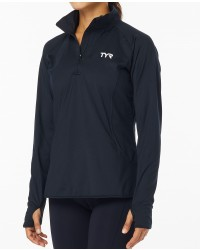 TYR Women's Alliance ¼ Zip Pullover