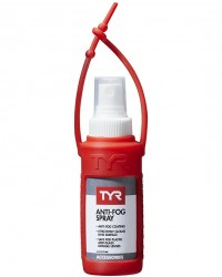 TYR 2.4 oz. Anti-Fog Spray w/ Case