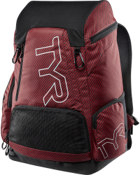 TYR Alliance 45L Backpack - Team Carbon Print