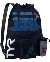 TYR Big Mesh Gear Bag - Swimming Bags