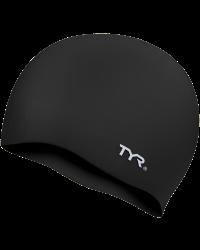 TYR Wrinkle-Free Silicone Adult Swim Cap
