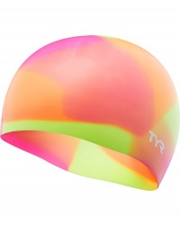 TYR Junior Tie Dye Swim Cap