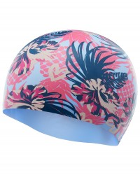 TYR Pineapple Punch Swim Cap