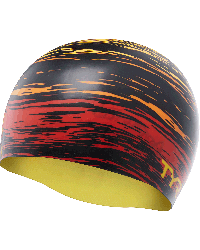 TYR Sunset Silicone Adult Swim Cap