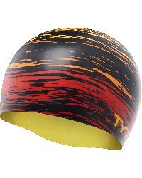 TYR Sunset Silicone Adult Swim Cap