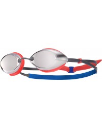 TYR Tracer Racing Mirrored Youth Goggles