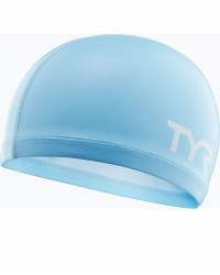 TYR Junior Silicone Comfort SwimCap