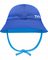 TYR Kids' Start to Swim Reversible Sun Hat