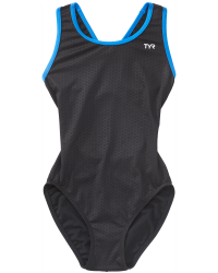 TYR Girls' Hexa Maxfit Swimsuit