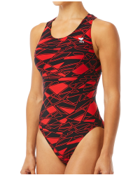 Gifts for Swimmers 2018 - TYR Women's Mantova Maxfit Swimsuit