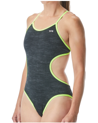 TYR Women's Sandblasted Monofit Swimsuit
