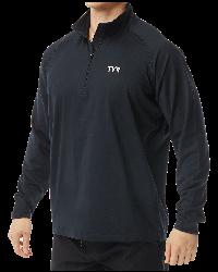 TYR Men's Alliance ¼ Zip Pullover