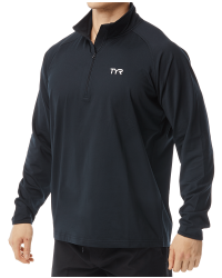 TYR Men's Alliance ¼ Zip Pullover