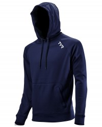 TYR Men's Performance Pullover Hoodie Plus