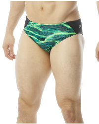 TYR Men's Lambent Blade Racer Swimsuit