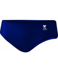 TYR Boys' Durafast Elite Solid Racer Swimsuit