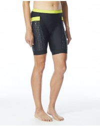 "TYR 8"" Competitor Womens Tri Shorts - Gifts For Runners Women"