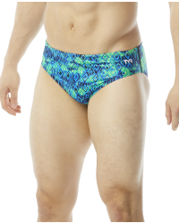 TYR Men's Glacial Racer Swimsuit