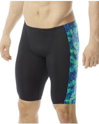 TYR Men's Glacial Hero Jammer Swimsuit