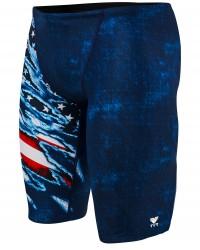 TYR Men's Live Free Jammer Swimsuit