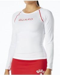 TYR Guard Women's Long Sleeve Rashguard