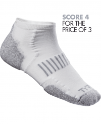TYR Low Cut Thin Training Socks