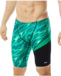 TYR Men's Reaper Wave Jammer Swimsuit
