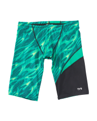 TYR Boys' Reaper Wave Jammer Swimsuit