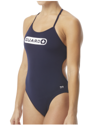 TYR Guard Women's Crosscutfit Tieback Swimsuit