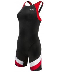 Carbon Aero Back Short John -  Triathlon Suit Women's