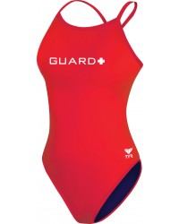 TYR Women's Guard Durafast Lite Crosscutfit Swimsuit