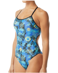 TYR Women's Azoic Trinityfit Swimsuit