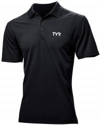 TYR Men's Plus Alliance Tech Polo