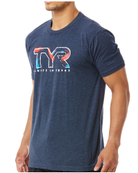 TYR Men's 'Loosen Up' Graphic Tee
