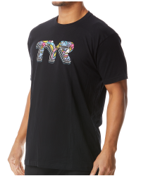 "TYR Men's ""TYR Street"" Graphic Tee - Black"