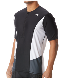 TYR Men' Competitor Short Sleeve Top