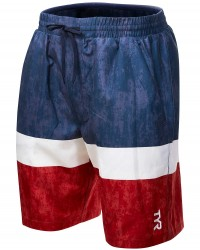 TYR Men's Shoreline Swell Swim Short