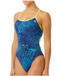 TYR Women's Kauai Cutoutfit Swimsuit