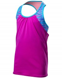 TYR Girls' Sunray Ava 2 in 1 Tank - Multi