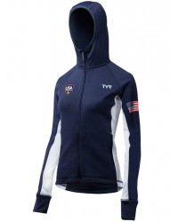 TYR Women's USA Water Polo ODP Victory Warm-Up Jacket