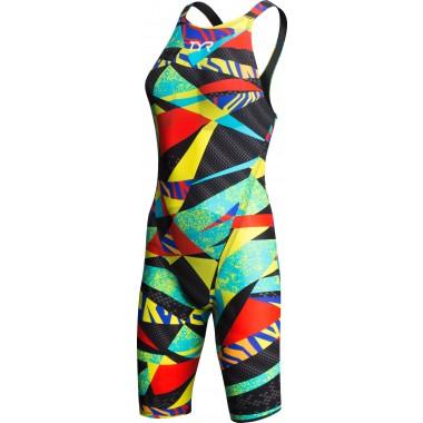 TYR Women's Avictor Prelude Open Back Swimsuit