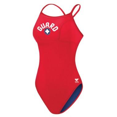 Women's Guard Durafast Lite Diamondfit Reversible Swimsuit