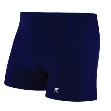 Men's TYReco Solid Square Leg Swimsuit