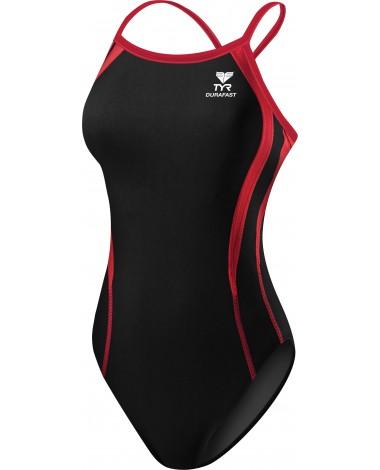 Girls' Alliance Splice Diamondfit Swimsuit