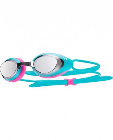 TYR Blackhawk Racing Femme Mirrored Goggles
