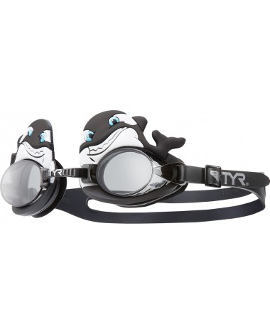 Kids' CharacTYR Happy Whale Goggles